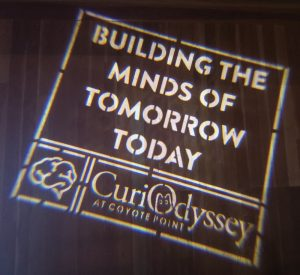CuriOdyssey sign: building the minds of tomorrow today