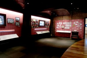 The Walt Disney Family Museum first gallery