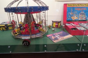 mechanical toys at Museum of American Heritage in Palo Alto
